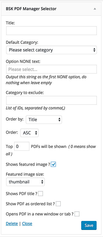 bsk-pdf-manager-selector-widget-setting